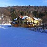 residence Tana della Volpe in inverno