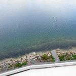 Lakes Resort Hotel (top view along lakeside)