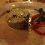 My Tortino di Spinaci alla crema Bagoss