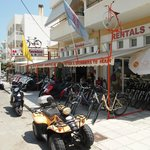 yiorgos hotel - nearby rentals