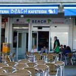 Foto de Cafetaria Beach Kafetagia