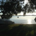 The Broadwater is directly across the street - Tony Scott
