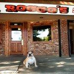 Roccos Front Entrance