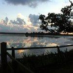 Sunrise, Iken Barns