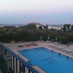 Vista sull'Acropoli