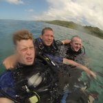 Scuba Diving for the first time....