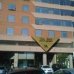 Una foto dell'hotel