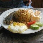 Sapu sapu och ris