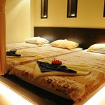Traditional Thai Massage bed