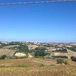 San Costanzo sulle colline