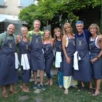 Learning to cook with great friends!