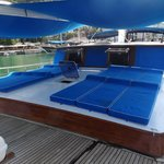 Boat trip from fethiye