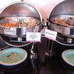 Sarapan di FoodHall