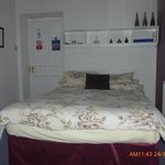 Double Room - beautifully decorated