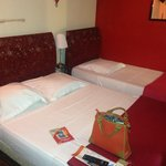 Photo de Hotel Alma