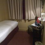 Chambre cabine une personne environ 6-7m² (Lit 70cm de large)