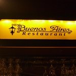 Buenos Aires Restaurant.