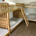 Mixed Dormitory/男女混合ドミトリールーム