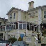 Heritage Hotel .Torquay.  Sept 2013