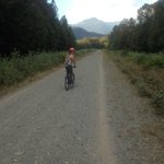 Cycling around Squamish
