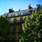 Iconic french residence