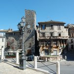 The local town - Narni! 5 min drive from TP.