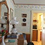 Chambre avec accès à la cuisinette