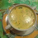 Bhutanese Cheese Soup