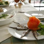 Dryadon Gefsis Restaurant