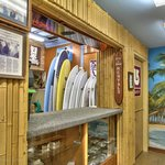Rental Dept, Surfboards, Wetsuits, Bodyboards, Snowboards