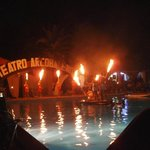 The Fire Show in teatro