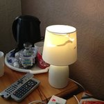 Brocken lampshade