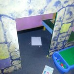 play area at Poor Richards