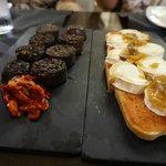 Slate platters