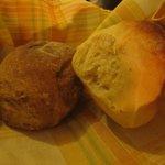 pane fatto in casa...buonissimo!