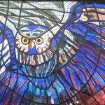 El ave de la sabiduría.