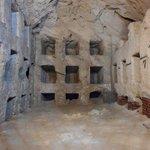 Kom el Shoqafa Catacombs, Alexandria #4