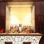 el bar del lobby