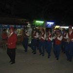 оркестр на улице