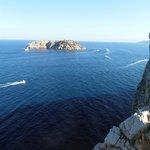 Les îles Medes