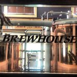 A peek inside the brewhouse