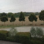 Room view at Molino d'Era, Volterra, Italy
