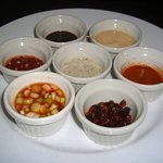 Chicken dipping sauces