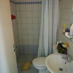 salle de bain studio standard