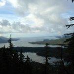 Opening views apove 1500 feet