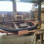 Chantier de Construction Navale Traditionnelle