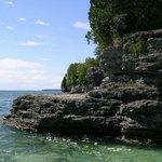 Beautiful Cliff Line