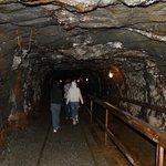Walking in the Mine.