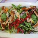 puten salat