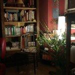 Cosy lounge / bar area